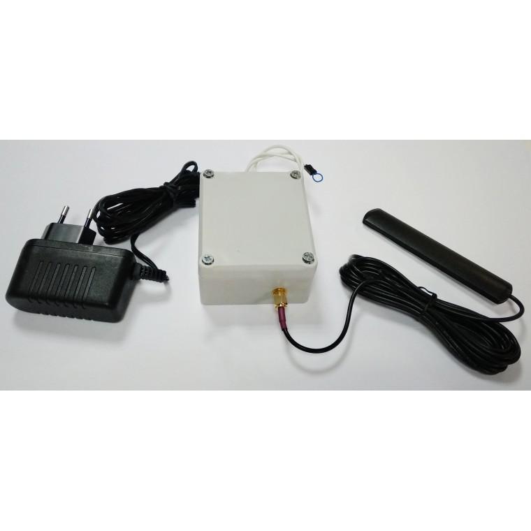 GSM модем Rapid MS1 для удаленного съема показаний со счетчиков воды
