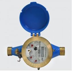 Домовой счетчик для холодной воды (многоструйный мокроход) Powogaz WM-4,0 DN20