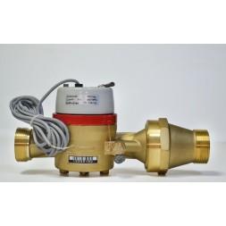 Домовой счетчик для горячей воды Powogaz JS-130-6,3-NK MASTER+ DN25