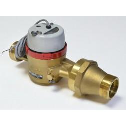 Домовой счетчик для горячей воды Powogaz JS-130-10-NK MASTER+ DN32