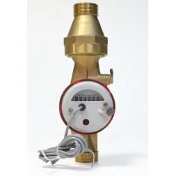 Домовой счетчик для горячей воды Powogaz JS-130-16-NK MASTER+ DN40