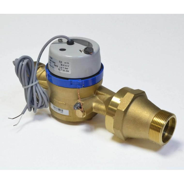 Домовой счетчик для холодной воды Powogaz JS-10-NK MASTER+ DN32