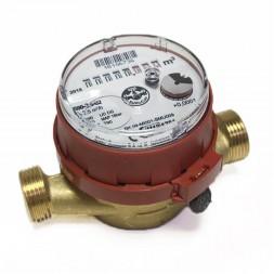 Квартирный счетчик для горячей воды Powogaz JS-90-2.5 DN15
