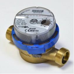 Квартирный счетчик для холодной воды Powogaz JS-1,6 SMART+ DN15