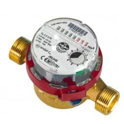 Квартирный счетчик для горячей воды Powogaz JS90-1,6 SMART C+ DN15