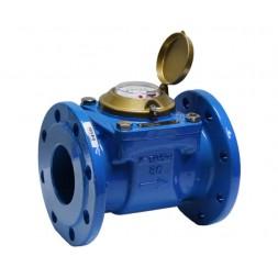 Промышленный турбинный счетчик для холодной воды Powogaz MWN 65 Q3=63 м3/ч