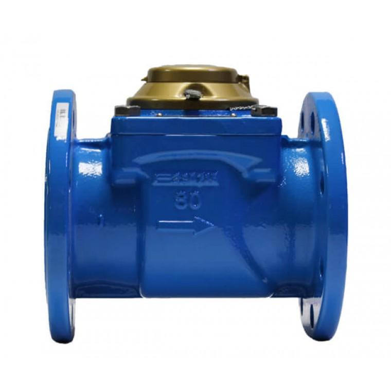 Промышленный турбинный счетчик для холодной воды Powogaz MWN 80 Q3=100 м3/ч