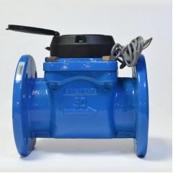 Промышленный турбинный счетчик для холодной воды Powogaz MWN 50-NK Q3=40 м3/ч