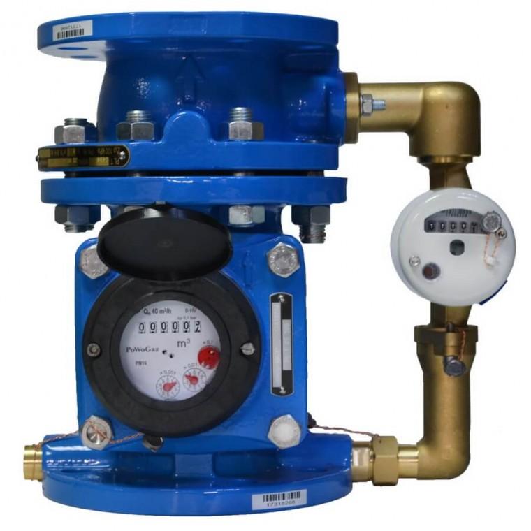 Счетчик воды комбинированный Apator Powogaz MWN/JS-150/16-S DN150