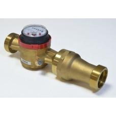 Домовой счетчик для горячей воды Powogaz JS  (одноструйный сухоход)