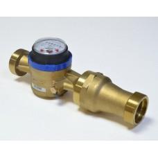 Домовой счетчик для холодной воды Powogaz JS  (одноструйный сухоход)