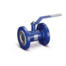 Кран шаровый INTERVAL фланцевый стандартнопроходной ДУ15