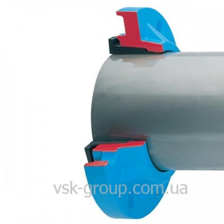 Фланец двухкамерный Hawle 7101 для стальных труб